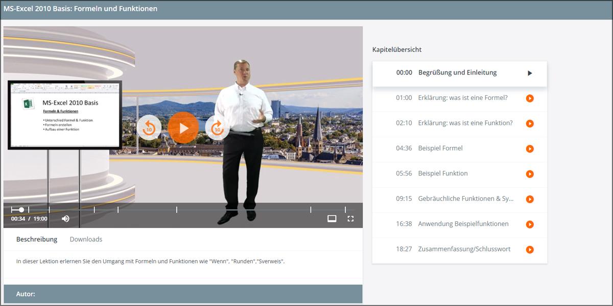 MS-OneNote-Trainings, videobasiertes Lernen - edducato