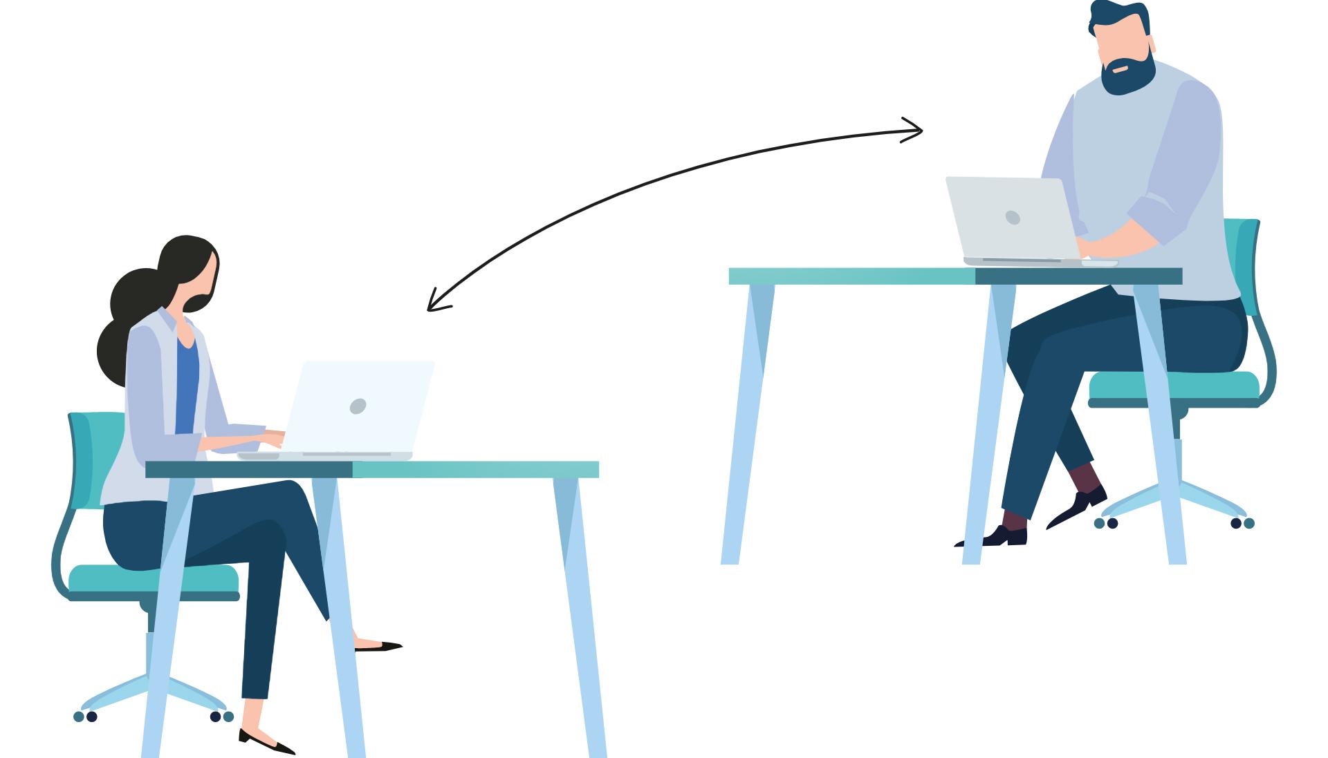 Videokonferenz digitales Lernen und Videotutorials - edducato